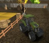 Farm Tractor Driver 3D