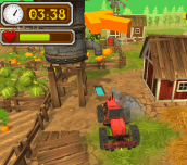Tractor Parking HD