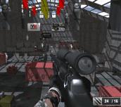 Sniper Soldier Training