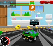 Retro Racers 3D