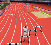 Rio 2016: Hurdling
