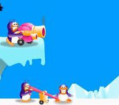 Flying penguins